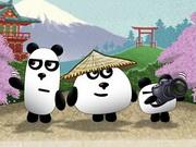 Play 3 Pandas In Japan