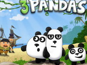 Play 3 Pandas