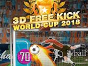 Play 3D Free Kick World Cup 2018