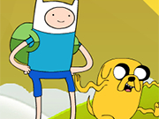 Play Adventure Time Connect