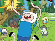 Play Adventure Time Conquer The World