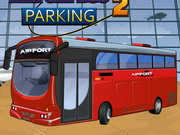Play Airport Bus Parking 2