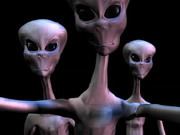 Play Alien Contact Jigsaw