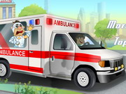 Play Ambulance Truck Driver 2