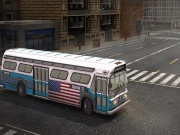 Play American Bus 3D Parking