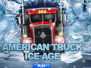 Play American Truck: Ice Age