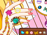 Play Angel's Manicure