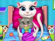 Play Angela Baby Birth 2