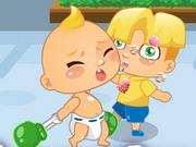 Play Angry Baby Run