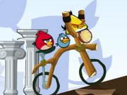 Play Angry Birds Bike Revenge