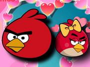 怒っている鳥レスキュー恋人2
