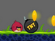 Play Angrybirds Bomb Zombies