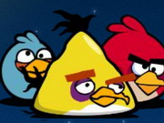 Angrybirds五目並べ