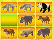 動物のパズルマニア