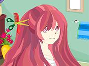 Play Anime Girl Cute Haircuts