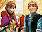 Play Anna And Kristoff Perfect Date