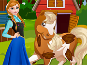 Play Anna At Horse Farm