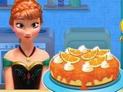 アンナクッキングチーズケーキ