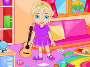 Play Anna Easter Room Cleaning