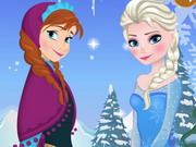 Play Anna Frozen Adventure Part 1