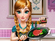 Play Anna Real Cooking