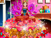 Play Anna Realistic Wedding Cake Go