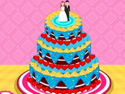 アンナのおいしいウェディングケーキ