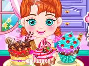 アンナおいしいカップケーキ