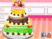 Play Anna Valentine Cake Contest
