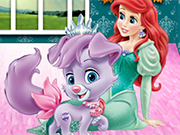 Play Ariel and Matey Palace Pets