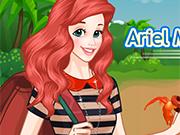 Play Ariel Marine Biologist