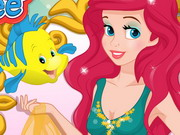 Play Ariel's Princess Spell