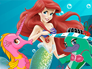 Play Ariel Underwater Contest