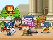 Play Awesome Happy Heroes
