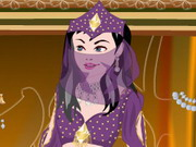 Play Ayesha Oriental Girl Dressup