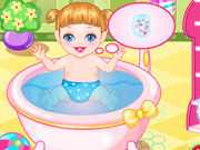 Play Baby Alice Bathing