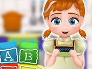 Play Baby Anna Cooking Block Cakes