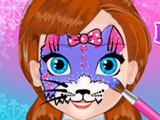 Play Baby Anna Face Art