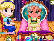 Play Baby Anna Flu Caring