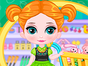 Play Baby Anna Shopping Rush