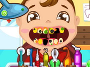 Play Baby At The Dentist