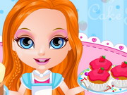 Play Baby Barbie Cake Shop