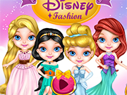 Play Baby Barbie Disney Fashion