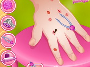 Play Baby Barbie Great Manicure
