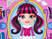 Play Baby Barbie Monster High Costumes