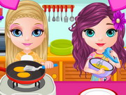 Play Baby Barbie Pj Party