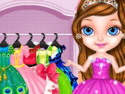 Play Baby Barbie Princess Fashion