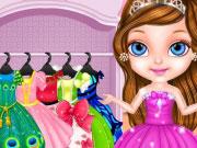 ベビーバービープリンセスファッション