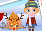 Play Baby Barbie Rudolf Injury