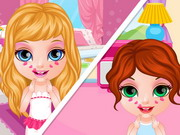 Play Baby Barbie Slumber Party